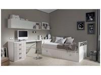 5117070 детская комната современный стиль Lineas taller: Teen Space