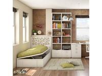 5214516 кровать односпальная Lineas taller: Teen Space