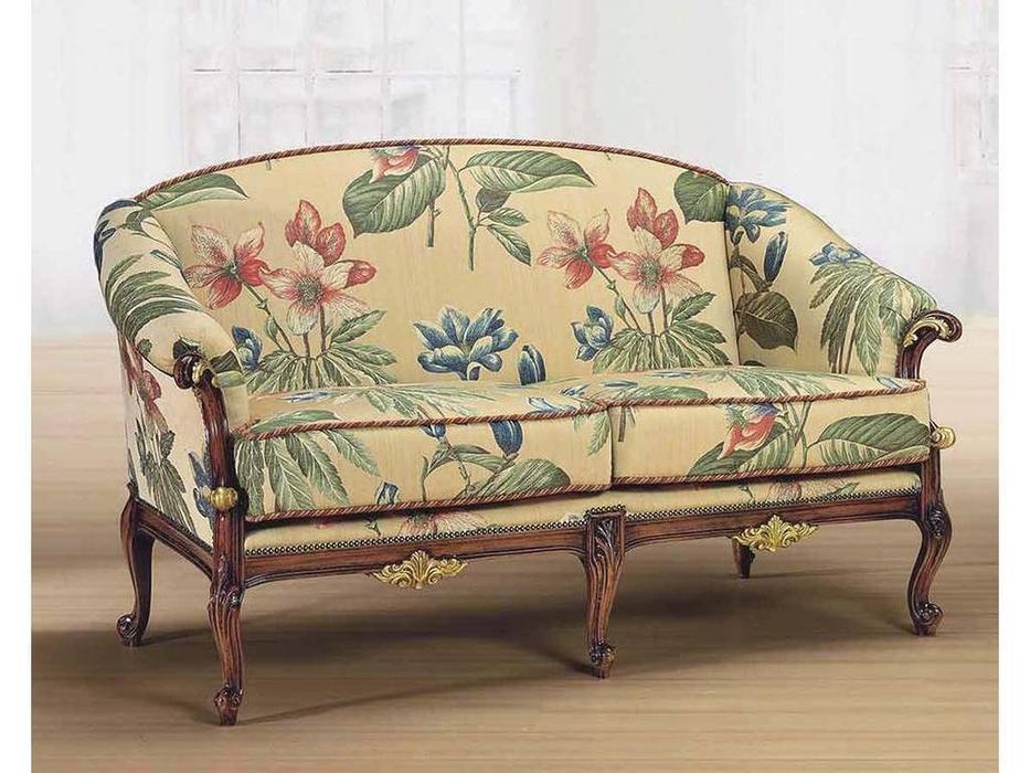 Morello Gianpaolo: диван 2-х местный Jesi  ткань TGE71979