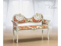 Morello Gianpaolo: диван Сlara  ткань