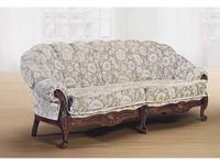 Morello Gianpaolo: диван 3-х местный Marlene  ткань