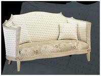 Morello Gianpaolo: диван Minuetto  ткань