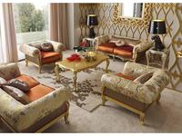 Morello Gianpaolo: Meryl: диван 2 местный  (ткань)
