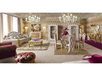 Morello Gianpaolo: Golden: комплект мягкой мебели  (ткань)