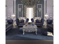 Morello Gianpaolo: Domino: диван  (ткань)