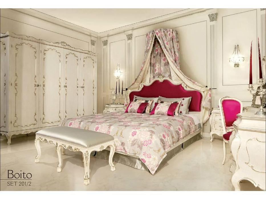 Angelo Cappellini: Boito: спальная комната