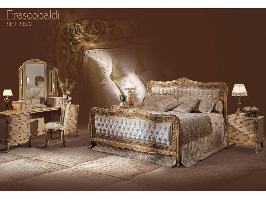 Angelo Cappellini: Frescobaldi: спальная комната
