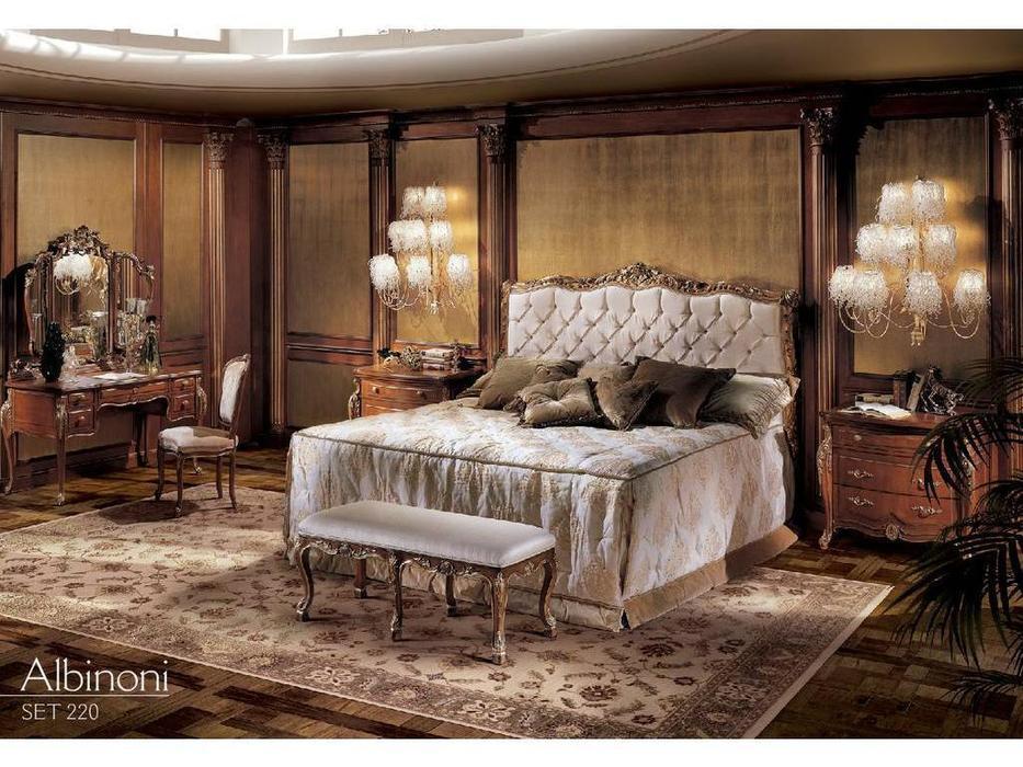 Angelo Cappellini: Albinoni: спальная комната