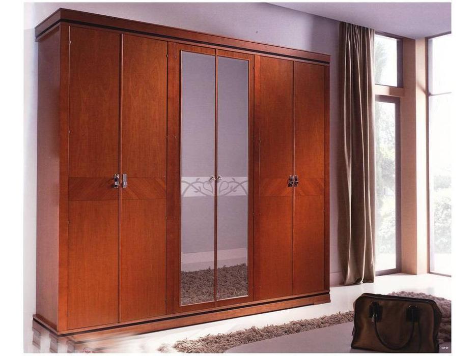 Monrabal Chirivella: Mar: шкаф 6-и дверный  (черешня)