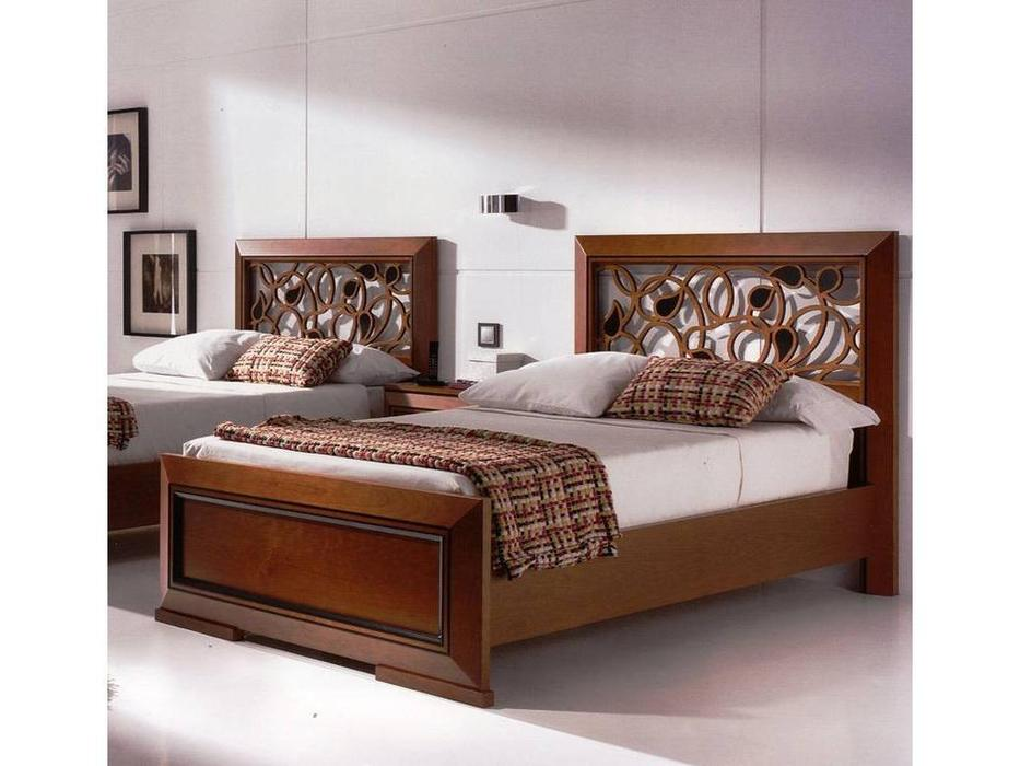 Monrabal Chirivella: Mar: кровать 105х200  (черешня)