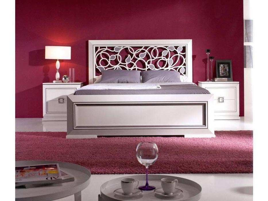 Monrabal Chirivella: Mar: кровать 160х200  (lacado)