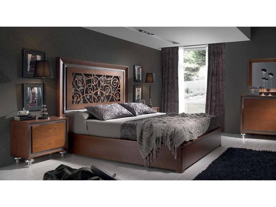Monrabal Chirivella: Альба: кровать с контейнером 150х200