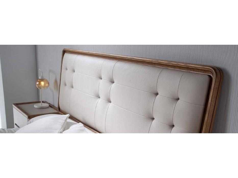 Monrabal Chirivella: Valentina: кровать 160х200  (дуб, арена)