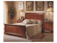 Monrabal Chirivella: Дезири: кровать 180х200  (черешня)