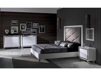 Monrabal Chirivella: Альба: кровать 160х200  (белый)