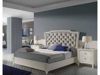 Monrabal Chirivella: Titanic: кровать 160х200  (белый дуб)