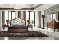 Monrabal Chirivella: Valeria: спальня Paris (черешня)