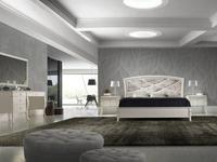 Monrabal Chirivella: Valeria: спальня Toscana (белый)