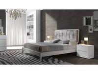 Monrabal Chirivella: Valentina: кровать 160х200  (белый)