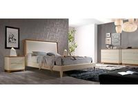 Monrabal Chirivella: Valentina: спальная комната (дуб, лино)