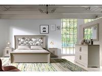 Monrabal Chirivella: Nicol: спальная комната (тортолла, дуб)