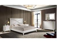 Monrabal Chirivella: Nicol: спальная комната (белый)