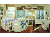 5113170 детская комната морской стиль Caroti: Capitano
