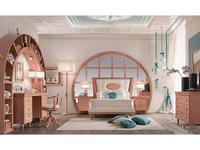 Caroti: детская комната  (розовый)