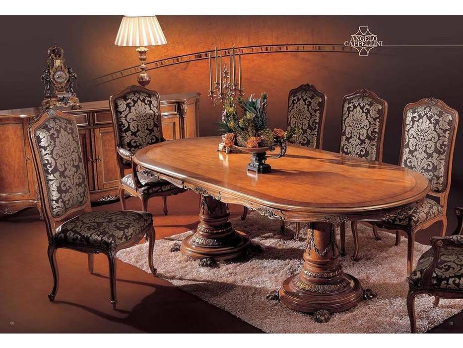 Angelo Cappellini: Pannini: стол обеденный  (L00)
