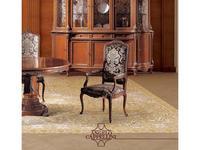 5104772 стул с подлокотниками Angelo Cappellini: Pannini