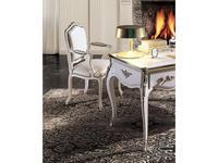5104869 стул с подлокотниками Angelo Cappellini: Borromini