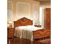 Grilli Грилли: Треви: кровать 160х190  (орех, клен, ясен)