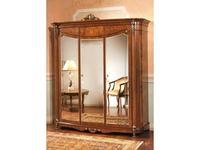 Grilli Грилли: Треви: шкаф 3 дв с зеркалами  (шпон орех, клен, ясен)