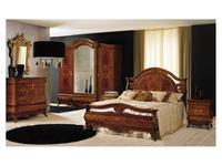 Grilli Грилли: Рондо: спальная комната (FO, орех, позолота)
