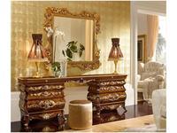 Grilli Грилли: Версаллес: стол туалетный  (орех, позолота)