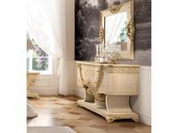 Grilli: Империале: стол туалетный  (слоновая кость, золото)