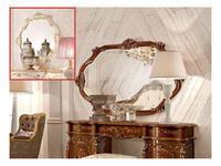 Grilli: Doge: зеркало  для туалетного стола (слоновая кость, золото)