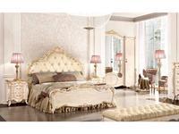 Grilli: Doge: спальная комната (слоновая кость, золото)