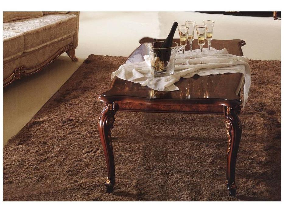 Arredo Classic: Donatello: стол журнальный (орех)