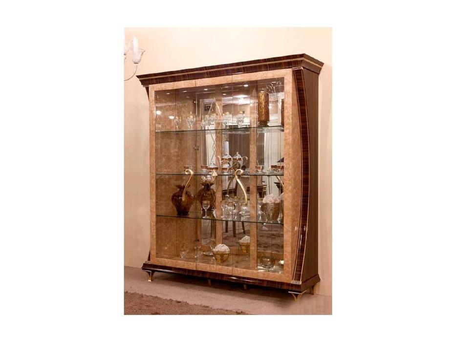 Arredo Classic: Rossini: витрина 3 дверная
