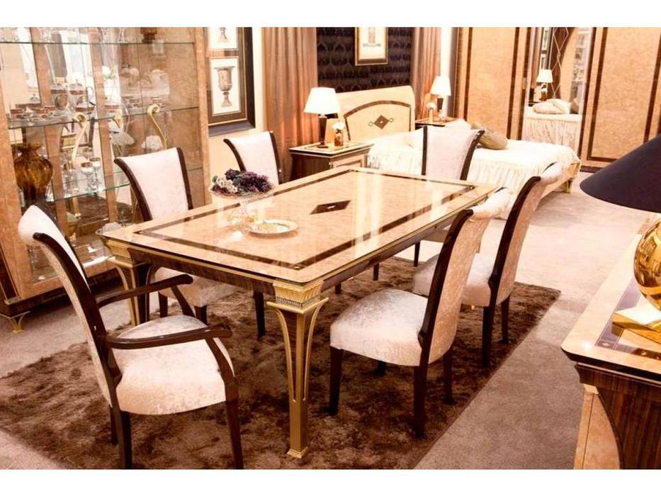Arredo Classic: Rossini: стол обеденный раскладной