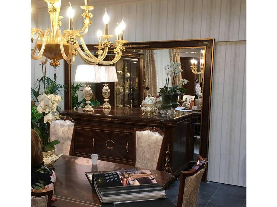 Arredo Classic: Modigliani: зеркало напольное  большое (орех)