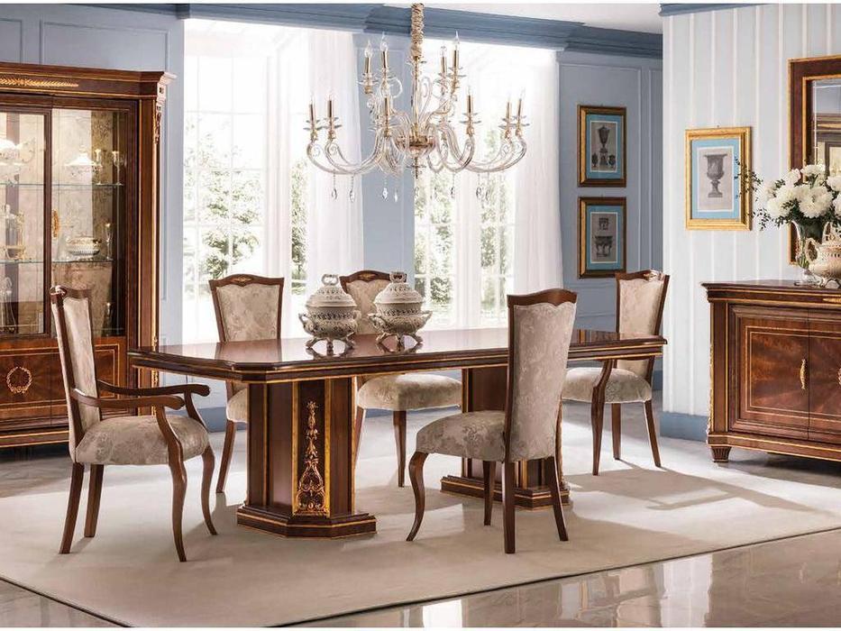 Arredo Classic: Modigliani: стол обеденный раскладной 200/250/300 (орех)