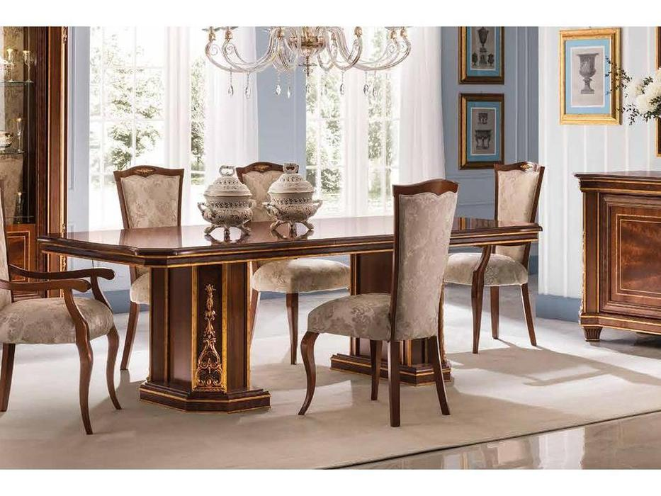 Arredo Classic: Modigliani: стол обеденный 200см (орех)