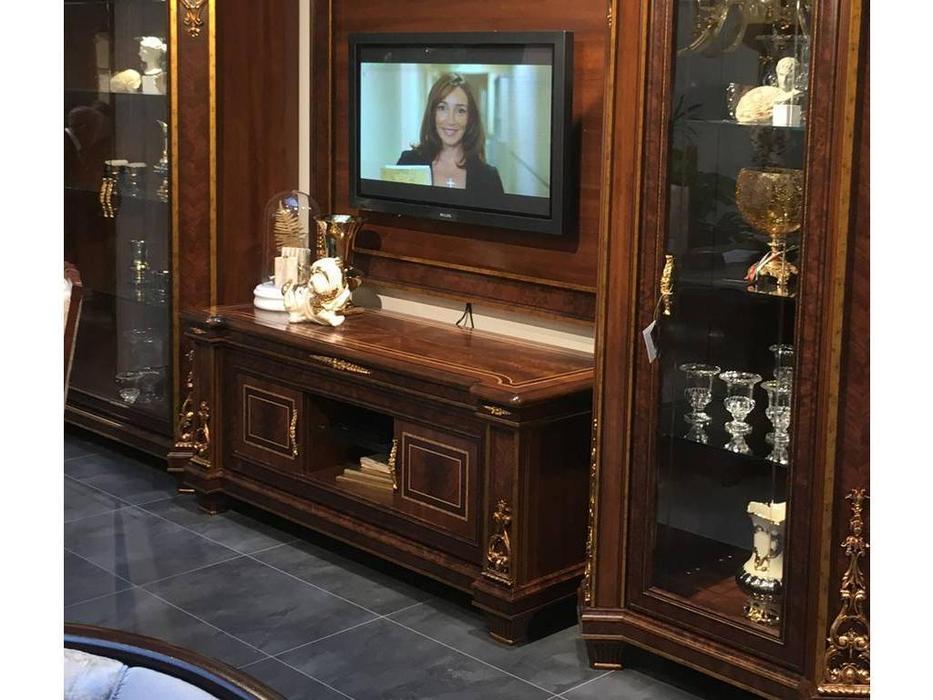 Arredo Classic: Modigliani: тумба под телевизор  (орех)