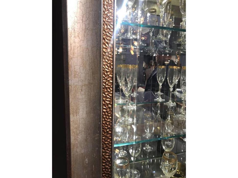 Arredo Classic: Dolce Vita: витрина 1 дверная (слоновая кость)