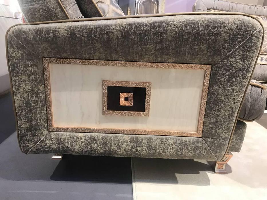 Arredo Classic: Dolce Vita: диван 3 местный (ткань А)