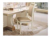 Arredo Classic: Liberty: стул ткань кат. А (слоновая кость)