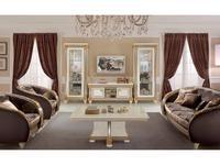Arredo Classic: Liberty: гостиная комната 2 (слоновая кость)