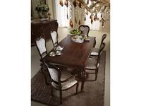 Arredo Classic: Donatello: стол обеденный раскладной (орех)